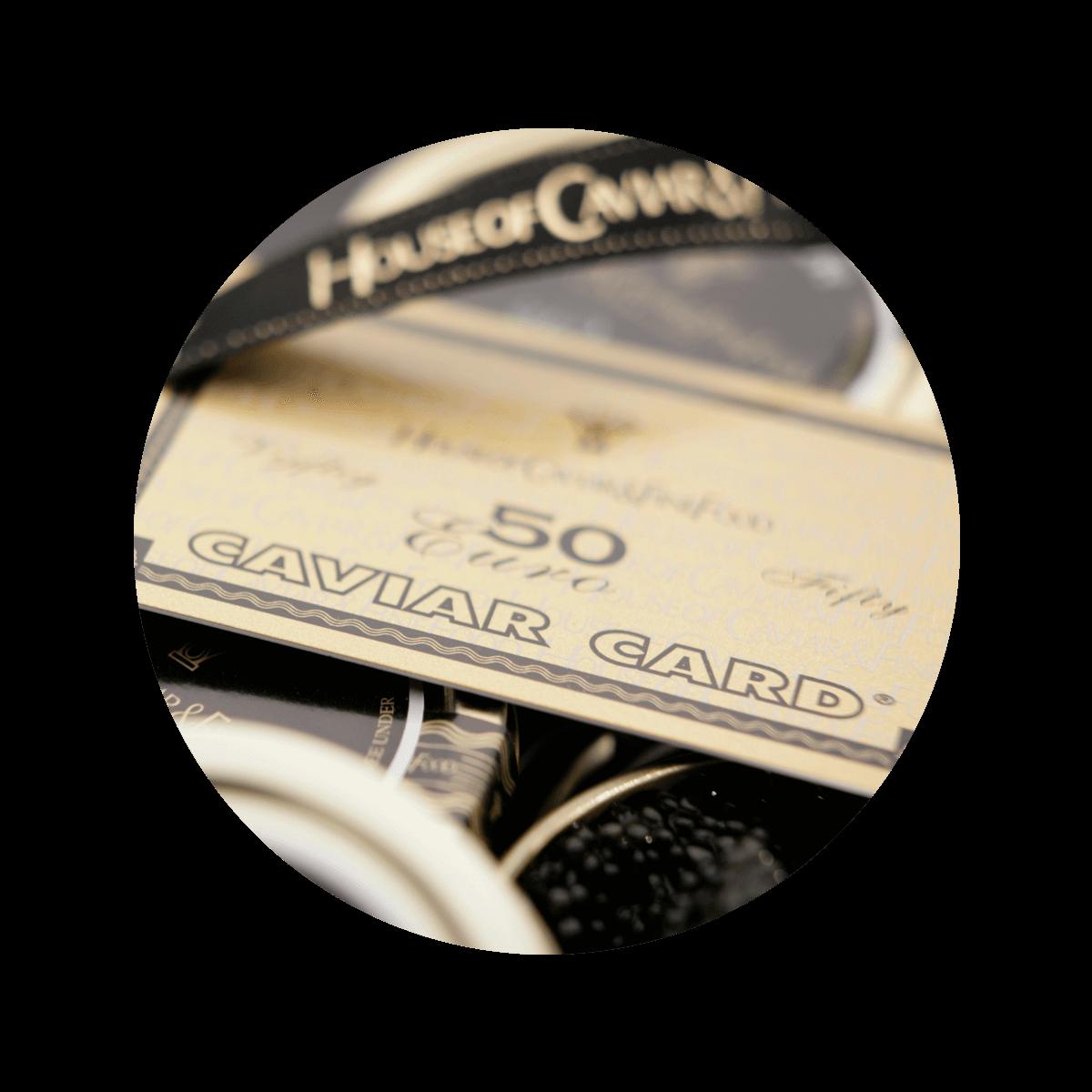 caviar-card